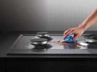 Газ плитаси, духовка ва микротўлқинли печни қандай тозалаш керак?