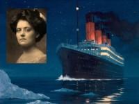 """""""Титаник"""", """"Олимпик"""" ва """"Британик"""" кемалари ҳалокатидан омон чиққан аёл"""