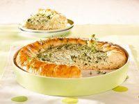 Баҳорий пирог – витаминга бой кўкатлардан…