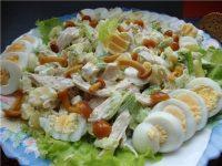 «Октябрь» салати