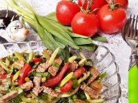 «Май» салати — тўйимли ва фойдали!